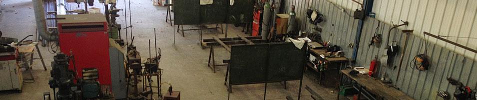 L'atelier forge