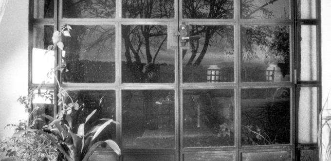 fenêtre porte véranda acier